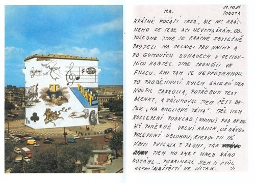 Kolar Psano na pohlednice YF.2004.a.6387