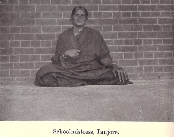 Schoolmistress  Tanjore (Fox Strangways C72-872)