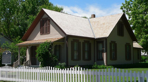 Willa Cather House II