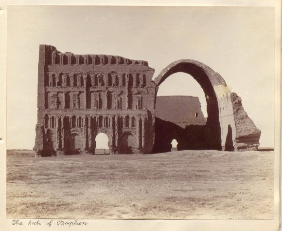 The arch of Ctesiphon'