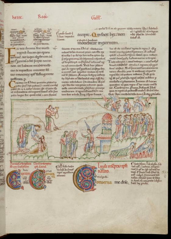Trinity Eadwine  f. 24r