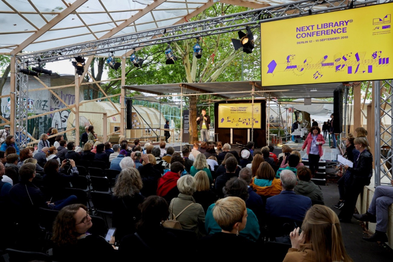 Next Library Festival Berlin