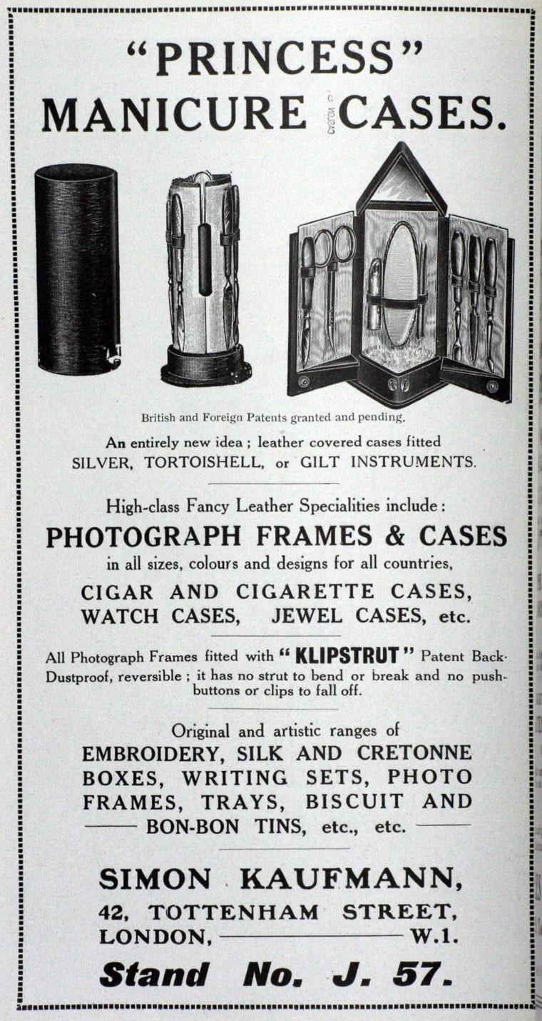 Kaufmanns Advert
