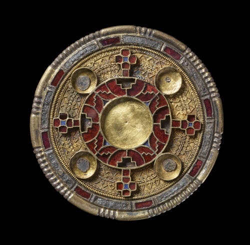 Kentish disc brooch