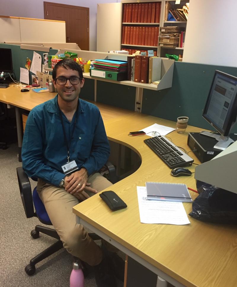 Translator in Residence Rahul