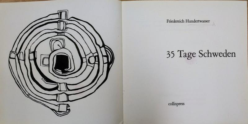 Hundertwasser Title Page