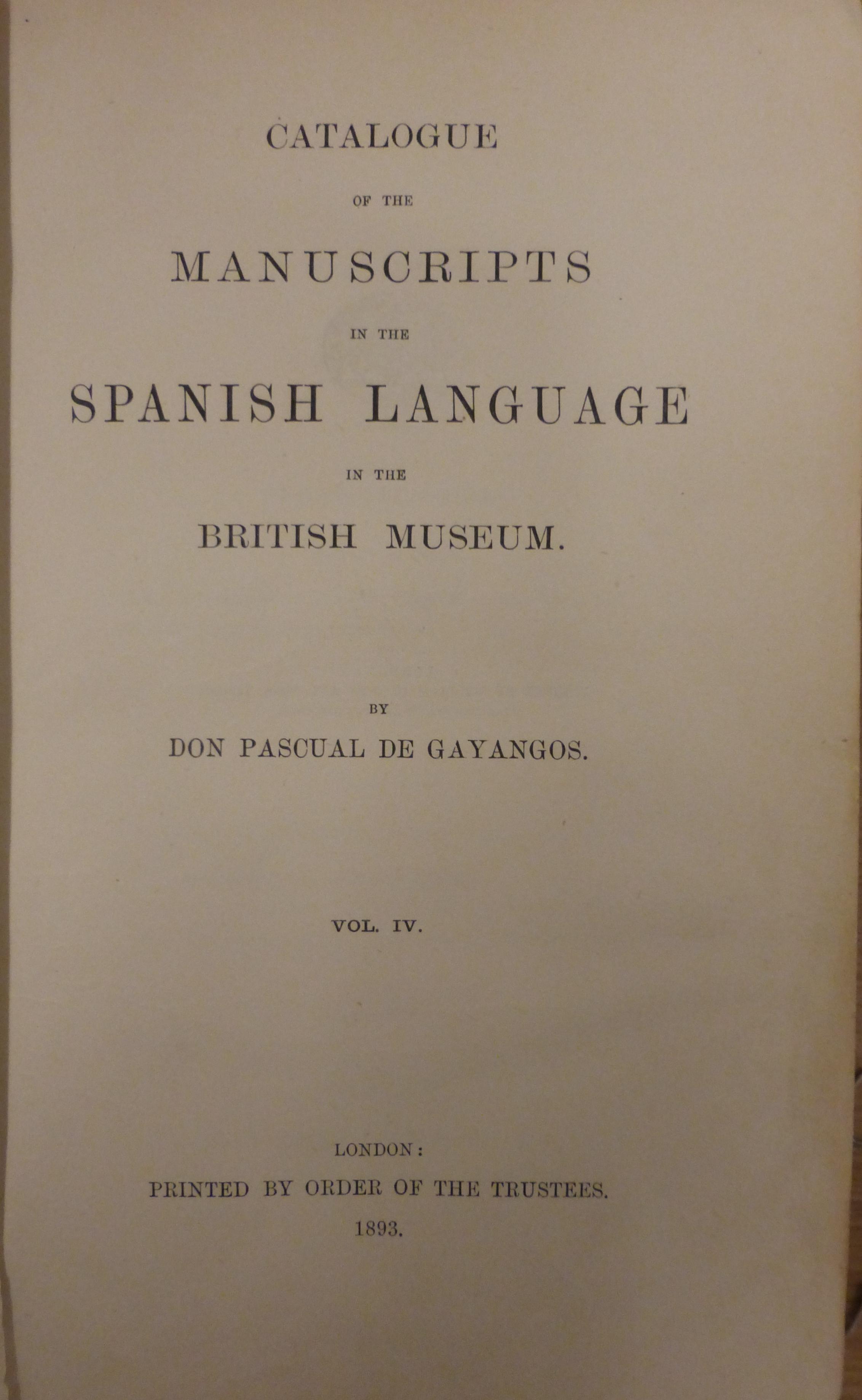 European studies blog: Manuscripts