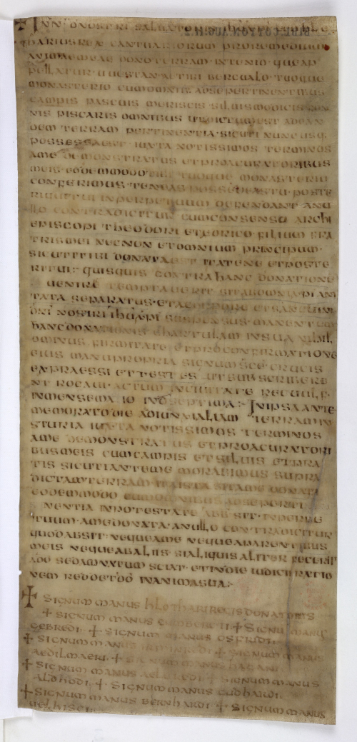 The Hlothhere Charter