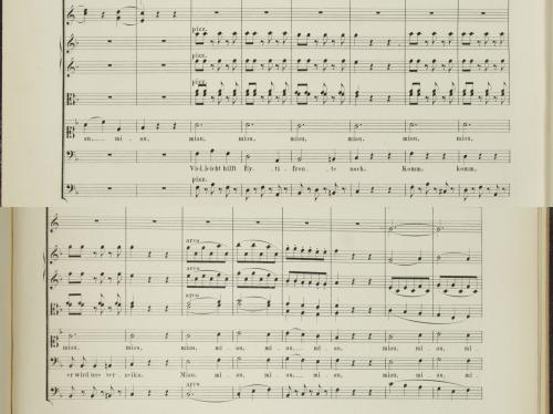 Mozart a-vert