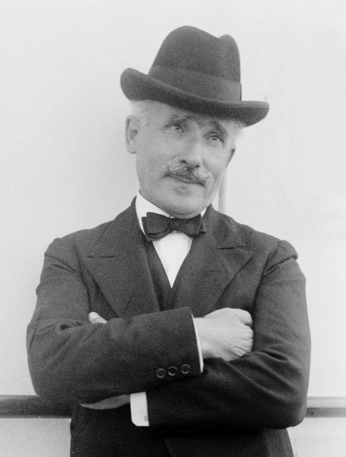 Photograph of Arturo Toscanini