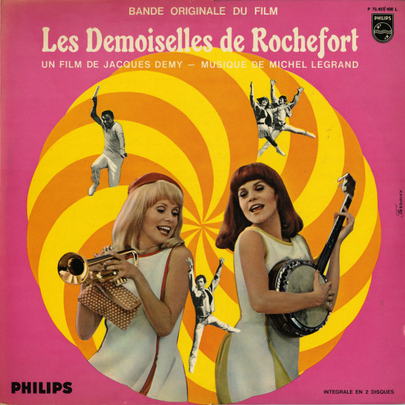 Demoiselles LP cover