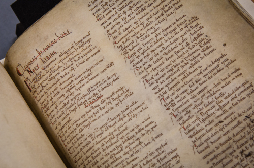 Domesday (c) The National Archives