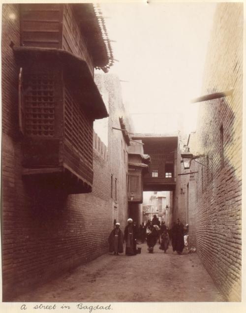 A Street in Bagdad'