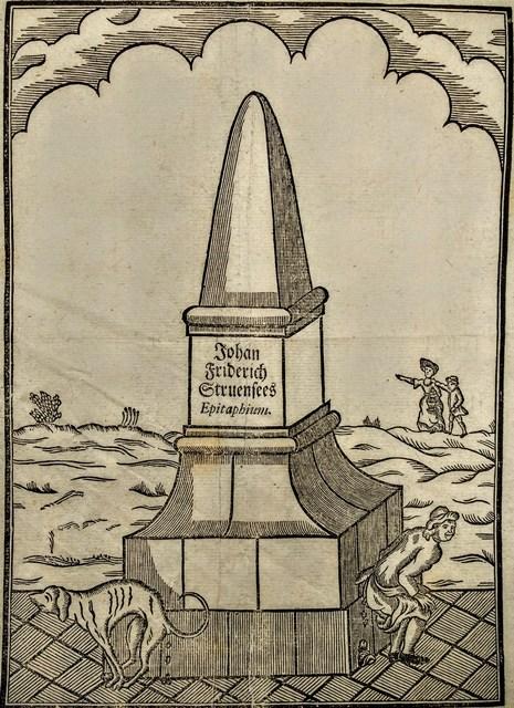 Struensee's grave