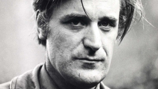 Photograph of Ted Hughes