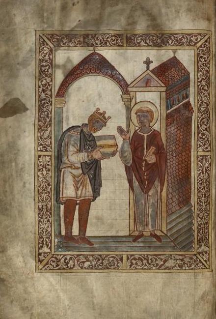 68. Cambridge Corpus Christi 183  f. 1v