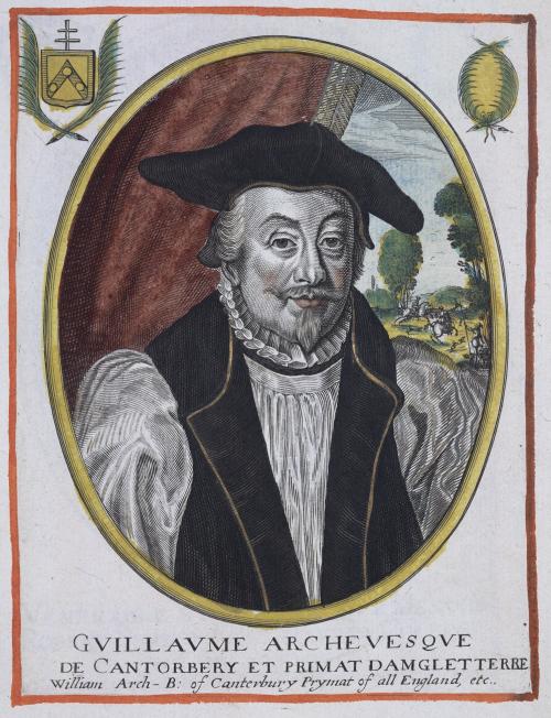Portrait of Laud