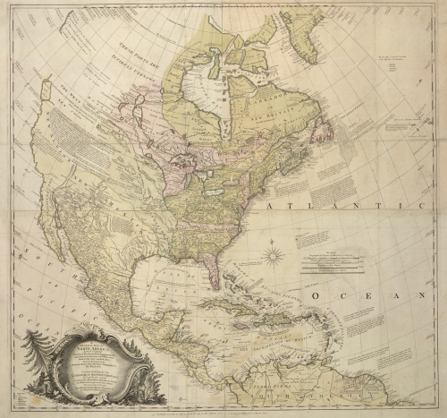 North America (John Rocque)