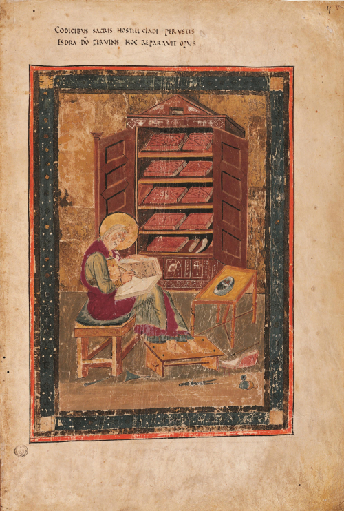 Florence  Biblioteca Medicea Laurenziana  MS Amiatino 1