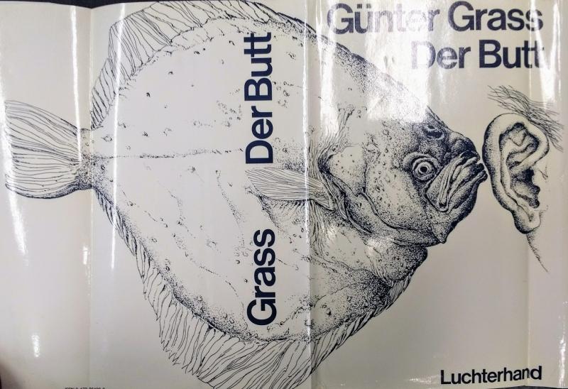 Grass - Der Butt dustjacket