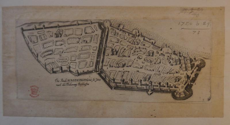 1750.b.29(73) Magdeburg