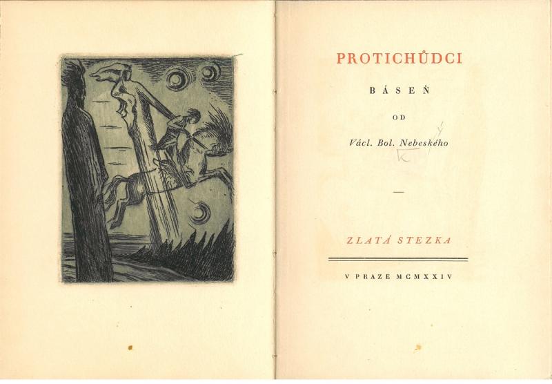 Nebesky Protichudci X.907-8652