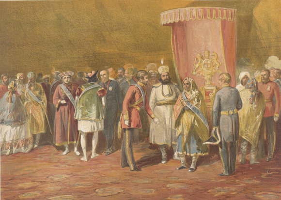 Star of India investiture