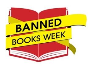 Banned Books Week logo
