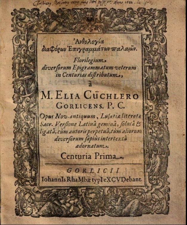 Chronograms 11409.f.37