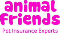 Logo of Animal Friends, exhibition sponsor