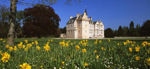 Brodie Castle, Scotland