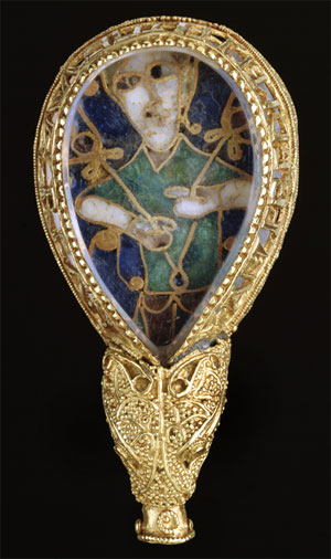 Oxford Ashmolean Alfred Jewel