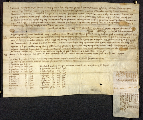 Charter of Æthelwulf