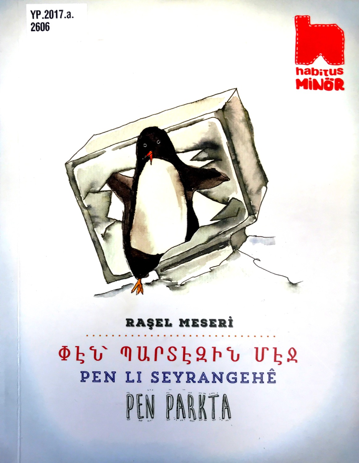 The Other March of the Penguins: A Flightless Mascot for Dissent in