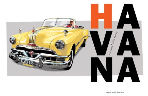 Havana title Page