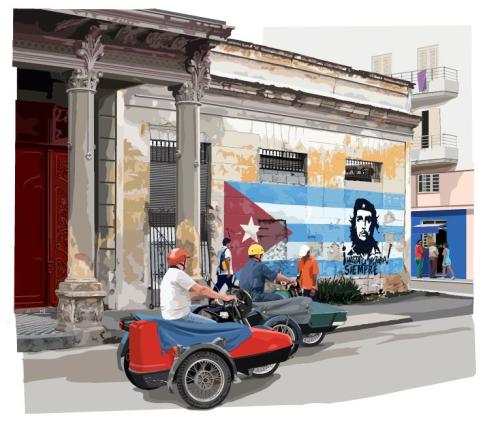 Havana Spread 1
