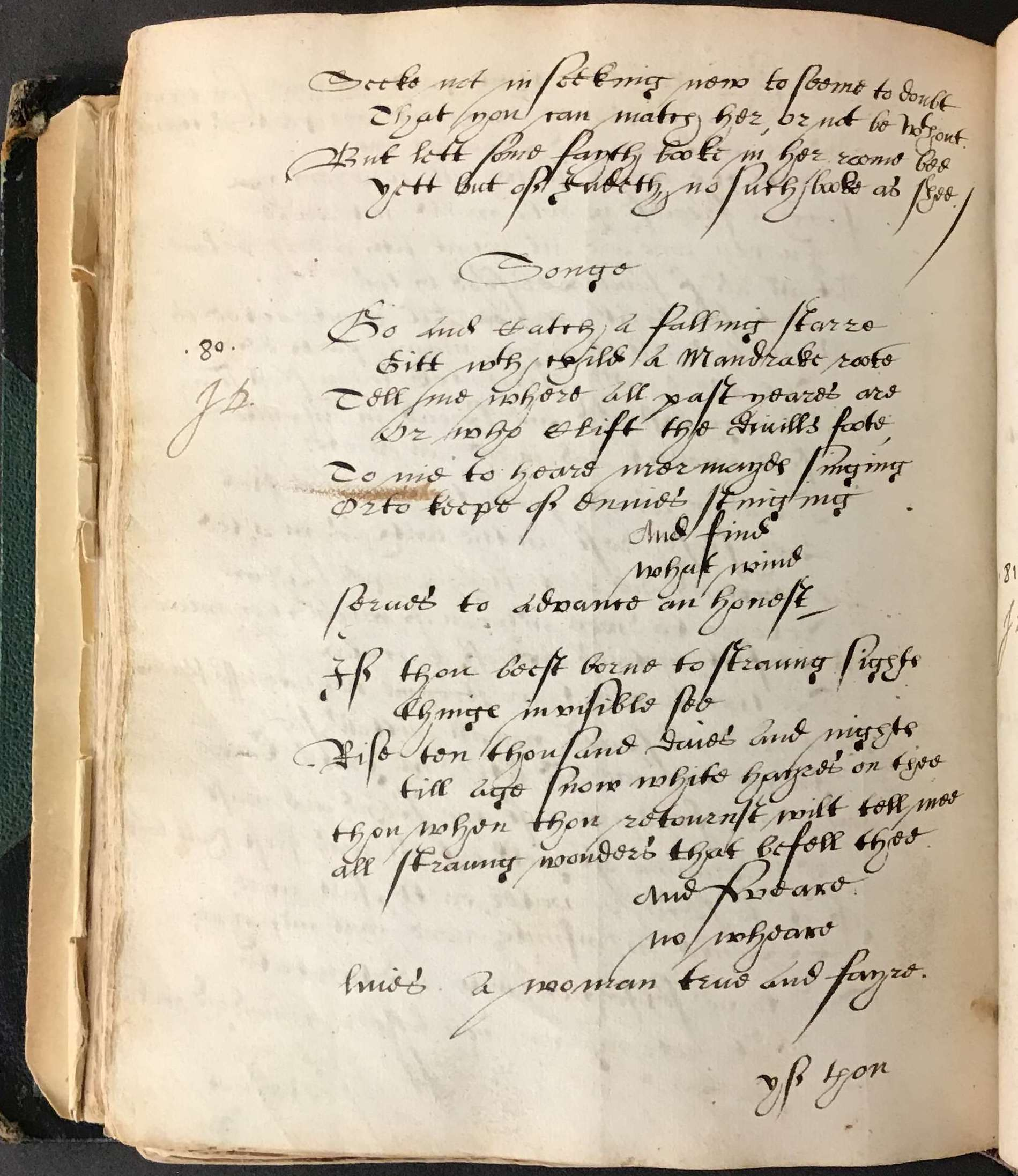 English and Drama blog: Manuscripts