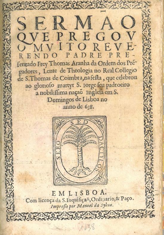 Sermao RB.23.a.38272
