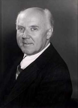Photograph of Walter Gieseking