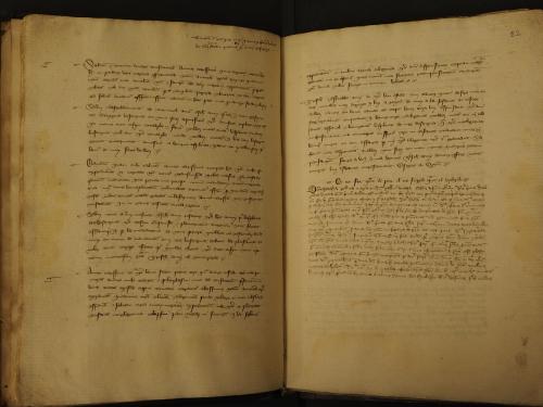 A 15th-century Harley manuscript