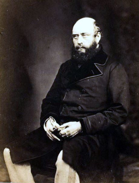 George - Duke of Cambridge 1855
