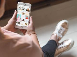 Wellness Branding Liz Ellery social media