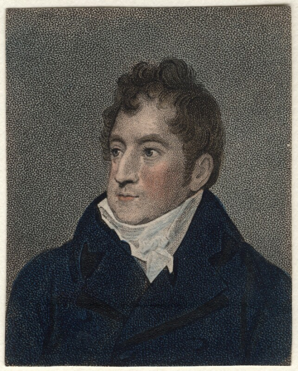 Portrait of George Colman the Younger