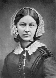 Photograph of Florence Nightingale