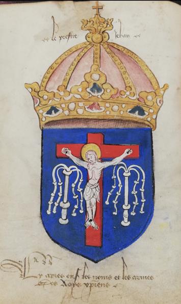 Image 11 - Prester John (arms)