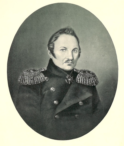 Portrait of Bellinsgauzen