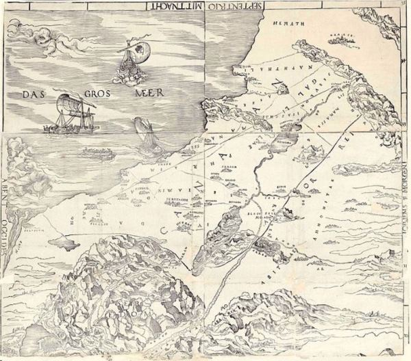 Cranach_israel_map