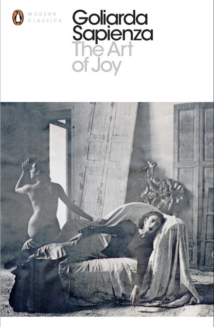 Cover of The Art of Joy by Goliarda Sapienza