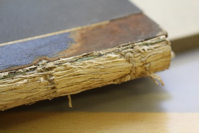Collection Care blog: Bindings
