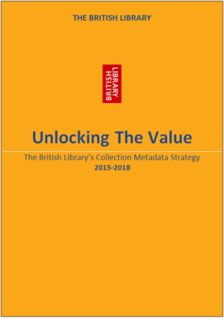 Front cover of the Unlocking the Value document